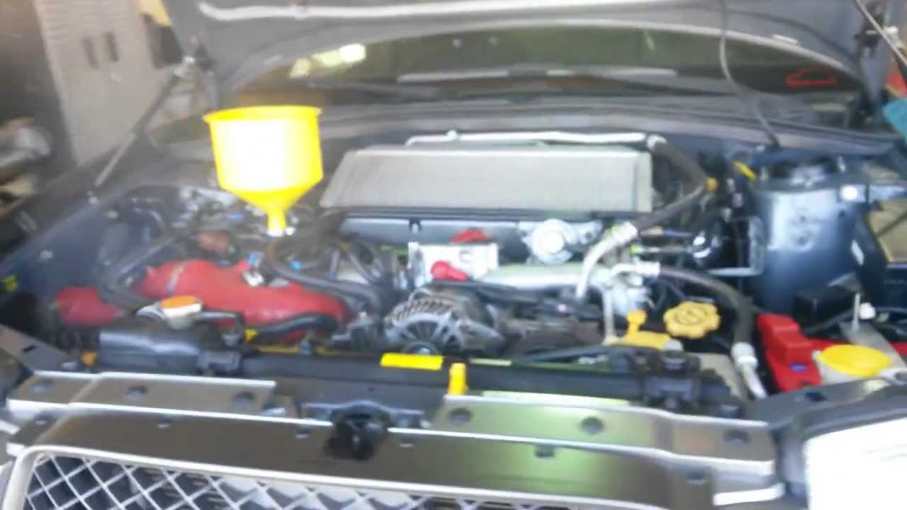 Wonderful Subaru 07 FXT   Coolant Leak After Water Pump, Timing Belt, New HG  Replacement