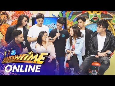 It's Showtime Online: TNT Mindanao contender Mikhaella Uy shares the importance of multitasking