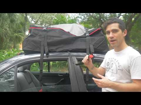 Get Justin Case – Rooftop Cargo Carrier Bag Instruction