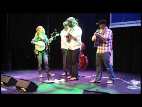 2013/09/07 - GroundScore Bluegrass - Pearl Street Music & Arts Showcase - eTown Hall - Song 2