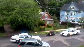 Video of New Haven Police Beating Man on Blake Street