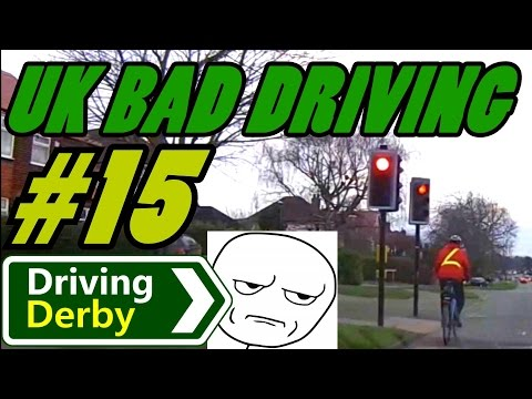 UK Bad Driving (Derby) #15