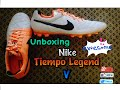 Unboxing - Nike Tiempo Legend V AG - By: BootzTester
