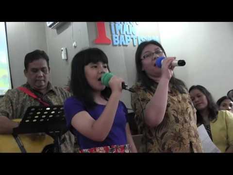 Lagu Pujian dari GMAHK Jerusalem
