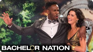 Bachelorette Becca Meets Her Men! | The Bachelor US