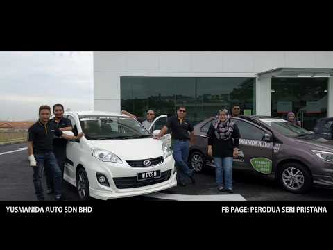 Aerial Videography of Newly Complete Perodua Sales Centre in Sungai Buloh - Malaysia Drone Service