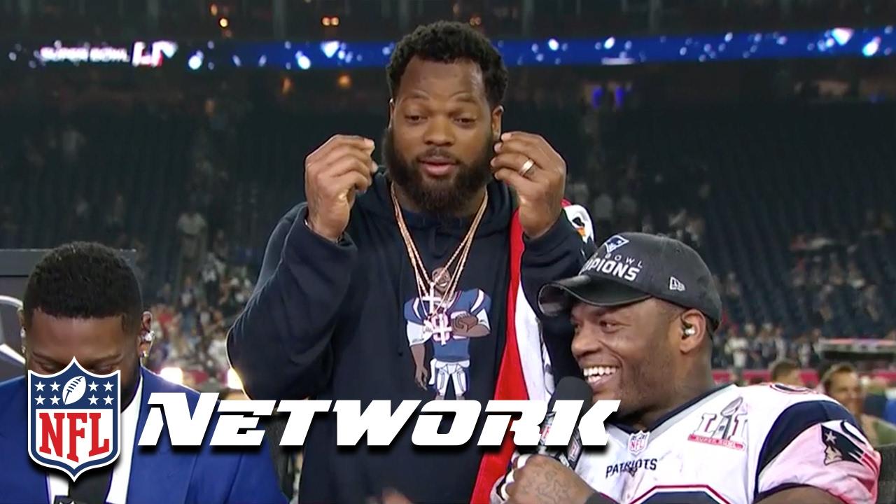 "Martellus Bennett Joins Deion & LT ""They Overpay Super Bowl"