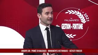 Palmarès des Fournisseurs 2021 - Groupe CIR