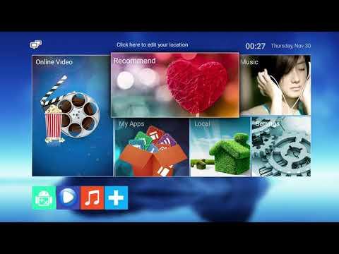 Bqeel AX9 Android 7.1 4K TV Box