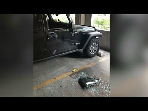 Nearly 50 Cars Damaged In Break-ins At Downtown Parking Garages