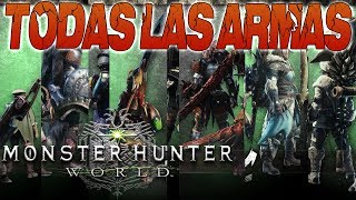 Vídeo Monster Hunter World