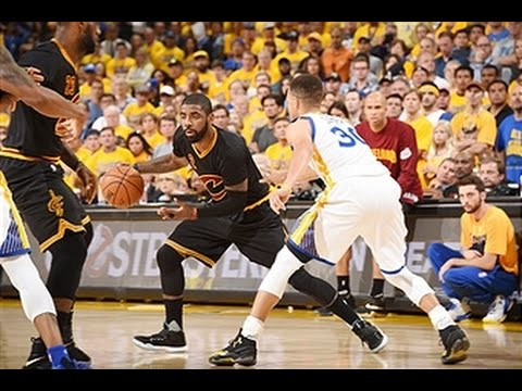 Kyrie Irving Drops 26 in Game 7 of the 2016 NBA Finals