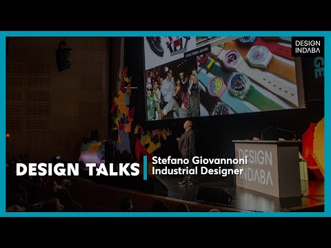 Stefano Giovannoni on how design is an expression of historical events