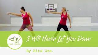 Rita Ora Zumba Track - I Will Never Let You Down