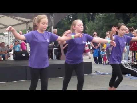Dreams School of Dance Cardigan 2013