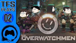 OVERWATCH: TEXAS SECEDES - The Overwatchmen