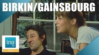 1972 : À la maison avec Serge Gainsbourg et Jane Birkin