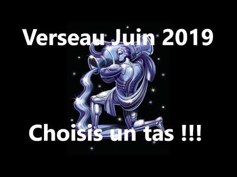 horoscope verseau homme juin 2019