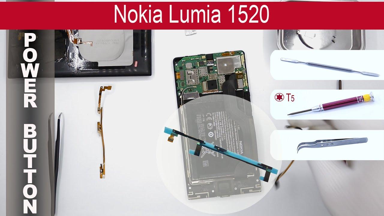 21 фев 2014. Видеоинструкция по разборке и сборе nokia lumia 1520. И еще поставил новый аккумулятор телефон не запускается, моргает.