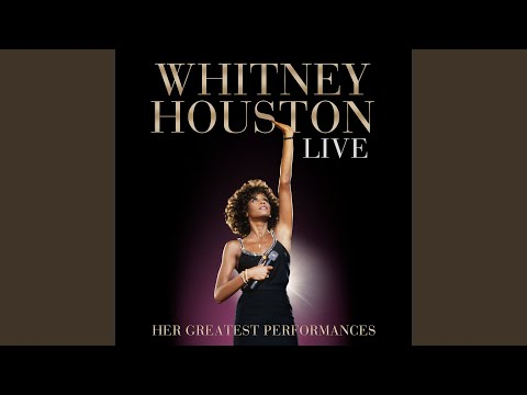 I Wanna Dance With Somebody (Live From That's What Friends Are For: Arista Records 15th...