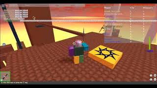 Roblox 2007 game play.
