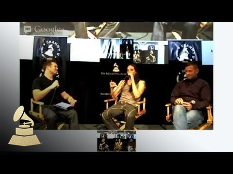Up Close and Personal with Steve Aoki and Kaskade | GRAMMYs