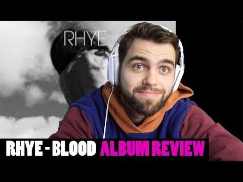 Rhye - Blood (2018) Album REVIEW