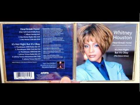 Whitney Houston - It's not right but it's okay (1999 Johnny Vicious momentous mix)