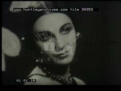 Antique Jewellery , 1930s - Film 39353