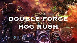Halo Wars 2: Double Forge Hero Hog Rush