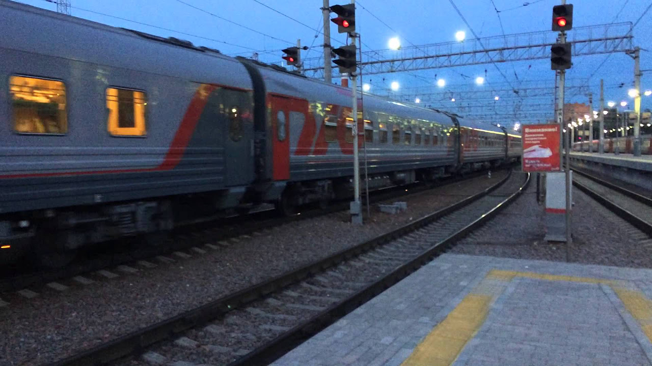 схема поезда 012м