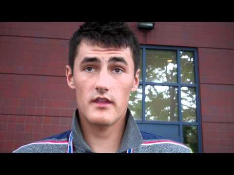 Bernard Tomic Interview: US Open 2011