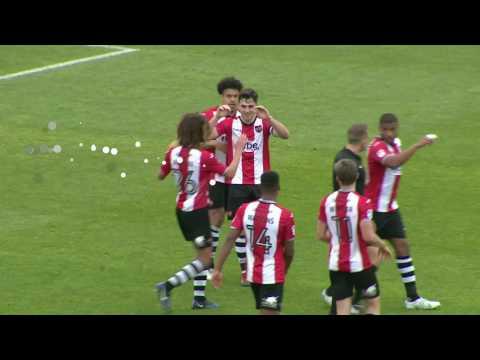 Exeter 2 - 3 Carlisle - match highlights