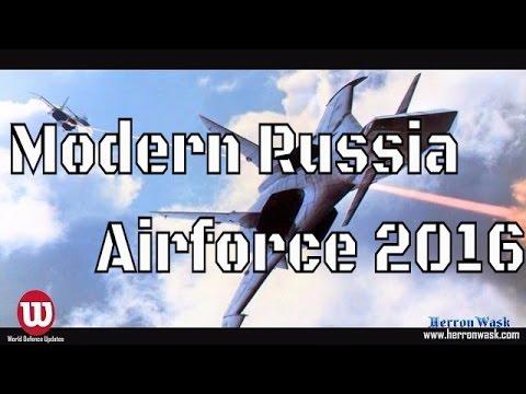 Modern Russian Airforce Latest Promo 2016 | Военно-воздушные силы России 2016