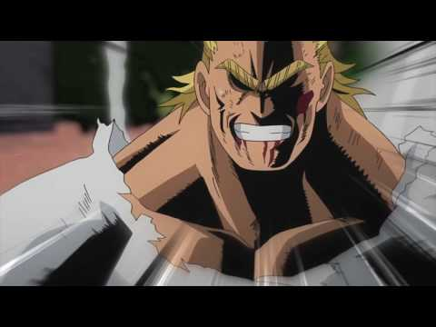 Boku No Hero Academia AMV : Stand Out Fit In [ONE OK ROCK]