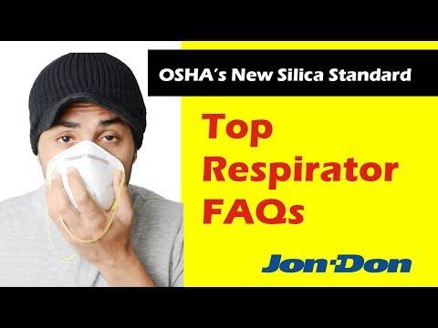 Video   OSHA Respirators