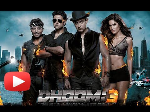 Dhoom 3 Motion Poster Out !