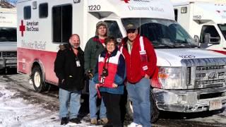 Thank You American Red Cross West Virginia Region Volunteers
