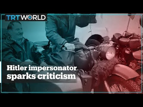 German police probe motorcycle 'Hitler'