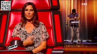Repeat youtube video The Voice Gangsta's Paradise (Coolio) - MB14 | Blind Audition