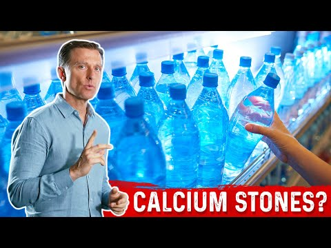 Will Drinking Mineral Water Cause Kidney Stones?