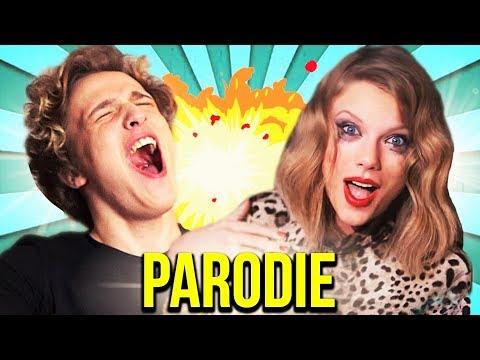 Martin - Look What You Made Me Do (PARODIE)