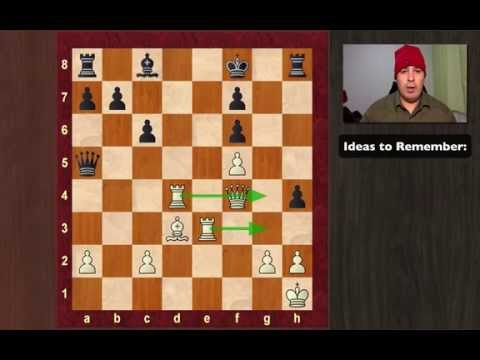Chess Tactics and Attacking Chess #1