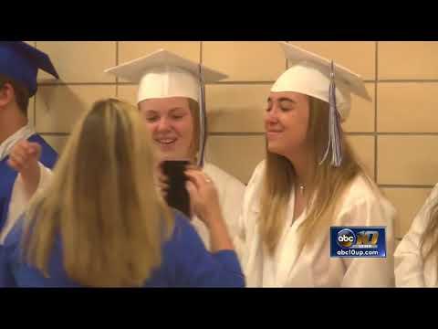 Birchview Elementary School honors Ishpeming graduates