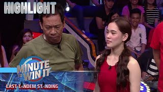Long at Negi, nakipag-break kina Stephen at Jackie | Minute To Win It