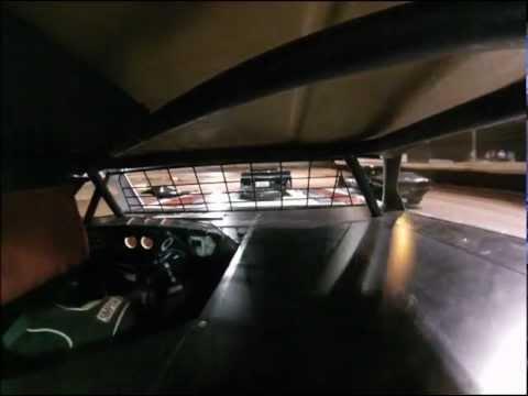 Brill's Motor Speedway Meeker, Ok.  A Feature Win 1J Pro Stocks 3-30-13
