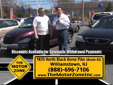 """2 Year, 24,000 Mile Warranty - April 2014"" Motor Zone, Williamstown NJ"