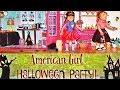 DIY American Girl Doll Halloween Games