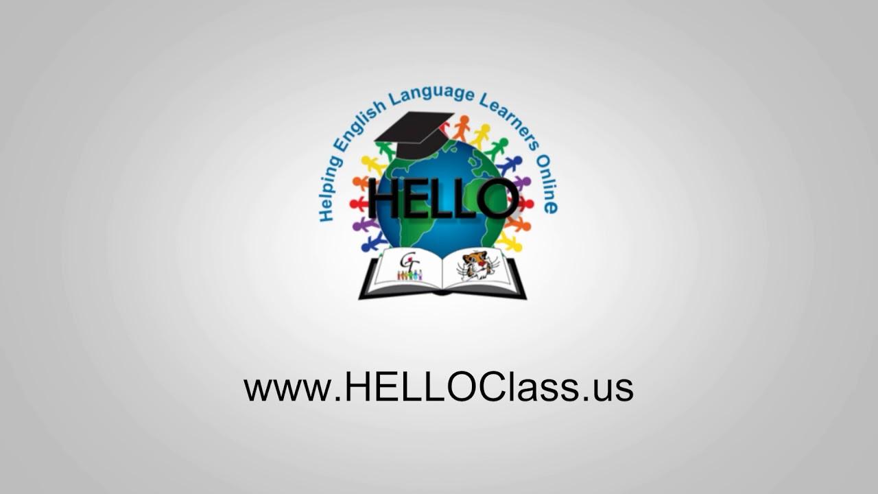 HELLO Class 50 States