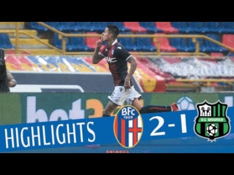 Bologna - Sassuolo 2-1 - Highlights - Giornata 25 - Serie A TIM 2017/18